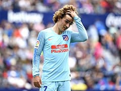 Antoine Griezmann Whistled As Atletico Madrid Come Back To Draw With Levante