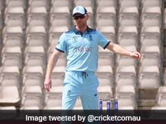 England Assistant Coach Paul Collingwood Forced To Take Field In World Cup Warm-Up Match