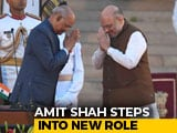 Video: Amit Shah, BJP Chief, Joins PM Modi's New Government