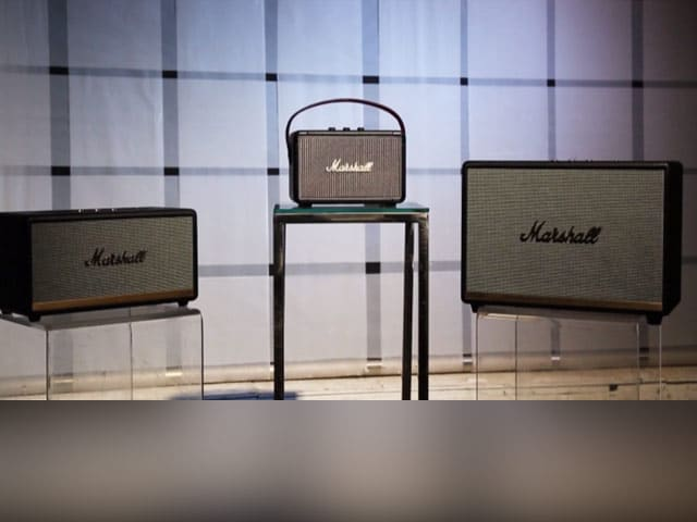 Video : Marshall's Triple Delight for Audiophiles
