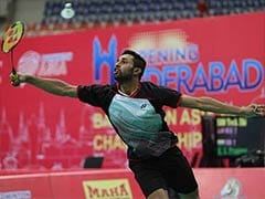 HS Prannoy Stuns Tommy Sugiarto In New Zealand Open, Sai Praneeth Knocked Out
