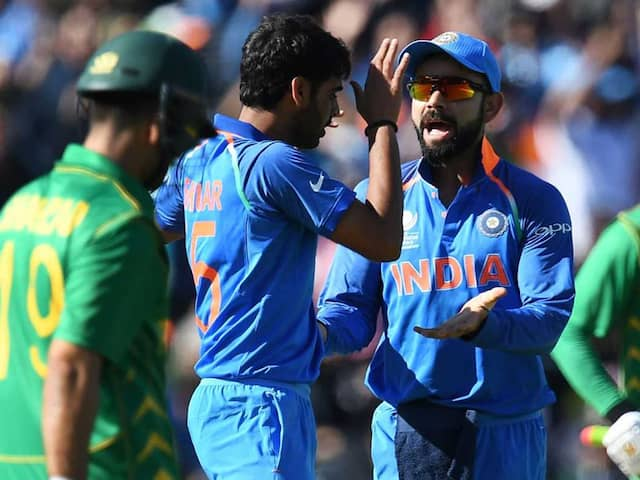India Should Easily Beat Pakistan In World Cup 2019: Varun Aaron