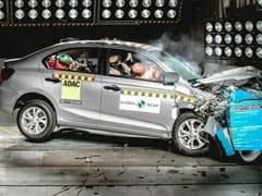 होंडा अमेज़ को ग्लोबल NCAP क्रैश टेस्ट में मिली 4-स्टार रेटिंग, जानें कितनी सुरक्षित है कार