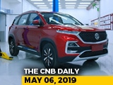 MG Hector Production, Wagon R 7 Seater, Hyundai Venue Bookings