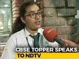"Video : ""No Regrets"": Class 12 Topper Hansika Shukla On Scoring 499 Out Of 500"