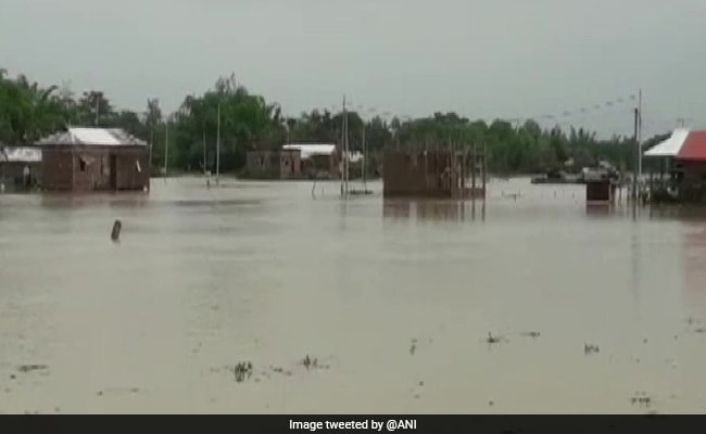 Heavy Rain, Thunderstorms Strike Tripura, Over 700 People Homeless