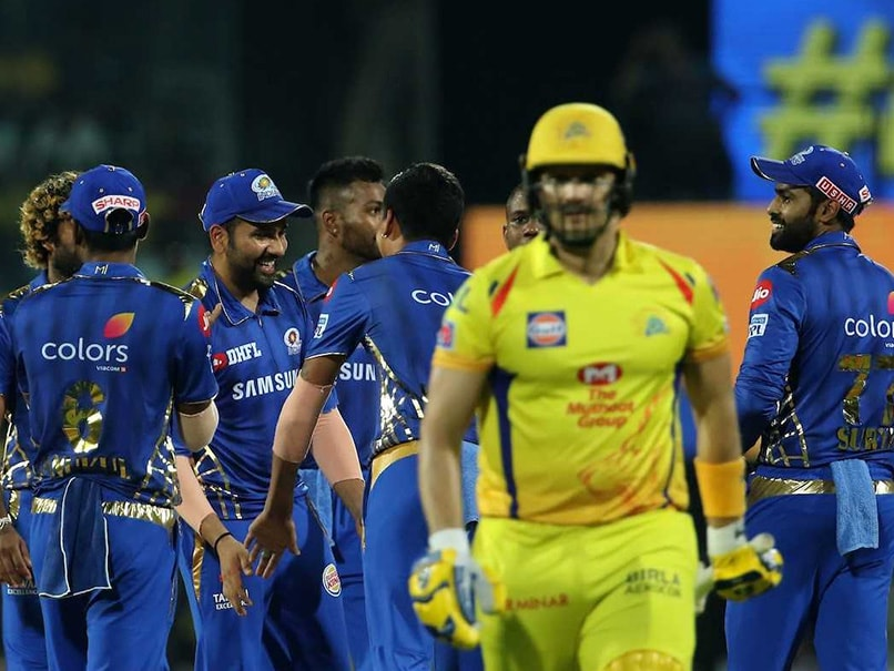 IPL 2019, MI vs CSK Qualifier 1: When And Where To Watch Live Telecast, Live Streaming