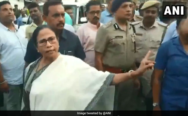 Police Officer Shifted Day After Mamata Banerjee Targeted With 'Jai Shri Ram' Slogans