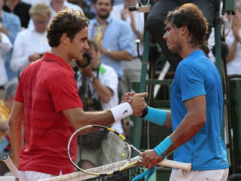 Rafael Nadal And Roger Federer In Same Half Of French Open Draw