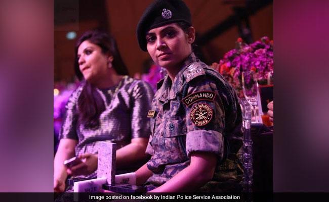 Woman CoBRA Commando From Bastar Breaks Stereotypes