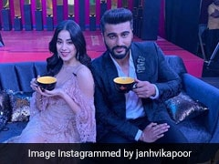 Arjun Kapoor Won't Discuss His Relationship With Janhvi And Khushi So That '<i>Nazar Na Lage</i>'