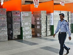 Tight Security At Counting Centres In Andhra Pradesh