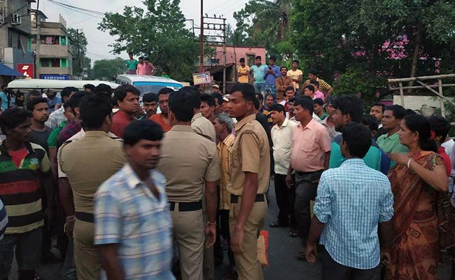 BJP's Diamond Harbour Candidate Alleges Assault By Trinamool Workers