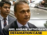 Video : Anil Ambani To Withdraw Defamation Suits Against Congress, National Herald