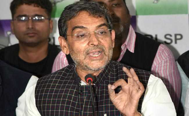 Be Ready For Nitish Kumar's 'Dhokha Number 2': Upendra Kushwaha Warns BJP