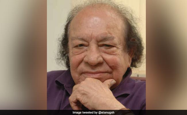 Acting Guru Roshan Taneja Dies At 87, Anil Kapoor, Anupam Kher And Others Pay Tributes