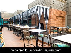 Review: Decode Air Bar In Gurugram Is A Great Place For 'Weekending' With Food, Drinks And Friends