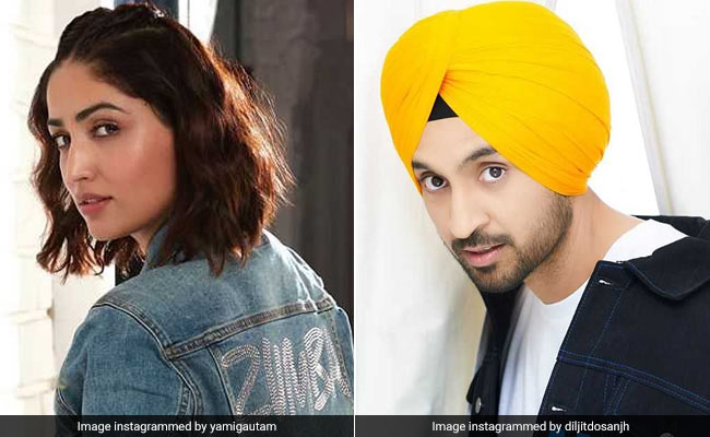 Yami Gatam And Diljit Dosanjh To Share Screen Space In A Film