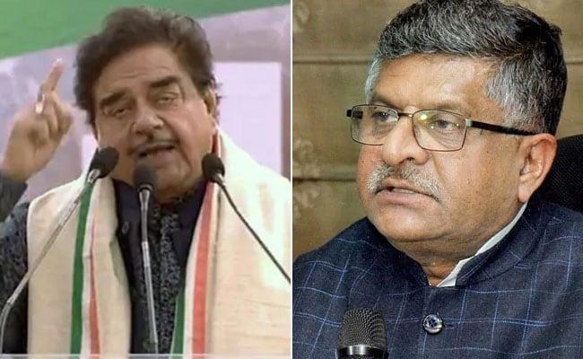 पटना साहिब सीट पर BJP के 'शत्रु' और रविशंकर प्रसाद के बीच कांटे की टक्कर, क्या कांग्रेस उम्मीदवार शत्रुघ्न तोड़ पाएंगे यह 'मिथक'