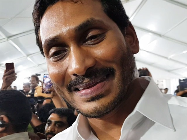 Video : Our Demands For Special Status Will Continue: Jagan Mohan Reddy To NDTV