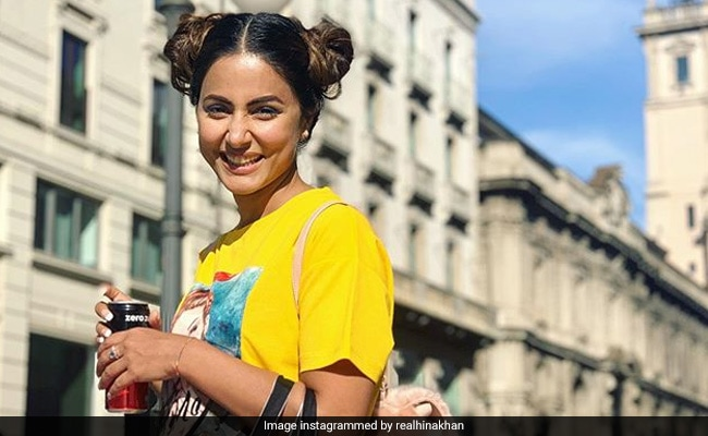 Hina Khan Is Having The Euro-Holiday Of Our Dreams. See Pics