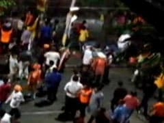 Election 2019: बंगाल हिंसा पर TMC ने कहा- छात्रों ने सिर्फ काले झंडे दिखाए थे, अमित शाह ने बंगाल के बाहर से बुलाए थे गुंडे