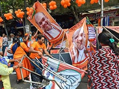 Elections 2019: BJP-Trinamool Battle Peaks In Bengal Ahead Of Final Voting - 10 Points