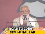 "Video : ""Will Jawans Take Poll Body's Permission Before Killing Terrorists?"" PM Modi"