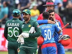 Afghanistan Stun Pakistan In World Cup Warm-Up Match, South Africa Beat Sri Lanka