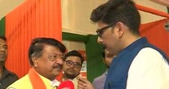 BJP नेता की 'चुन्नू-मुन्नू' वाली टिप्पणी से चुनाव आयोग नाराज, ऐसे शब्दों से बचने की हिदायत दी