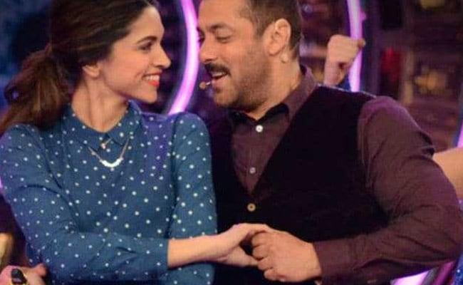 Deepika Padukone May Be Salman Khan's Heroine In Kick 2: Reports