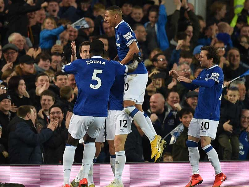 Premier League: Everton Keep European Dream Alive With Burnley Win