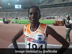 Asian Athletics Championships Gold Medallist Gomathi Marimuthu Fails Dope Test