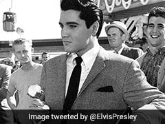 """Elvis Presley Was A Pedophile """"Obsessed With Virginity"""", Claims Book"""