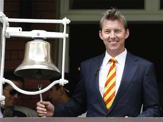 Brett Lee Says Saliva Ban Won't Matter With Kookaburra Balls As It Doesn't Swing Much