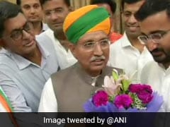 Arjun Ram Meghwal: Former Bureaucrat Sworn In As Minister Of State
