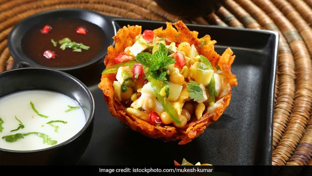 Move Over Pani Puri. Try This Exciting Aloo Tokri As A Great Snacking Meal