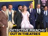 Video : Exclusive: Meet Ryan Reynolds & Other Stars Of <i>Detective Pikachu</i>