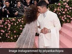 Met Gala 2019: Priyanka Chopra And Nick Jonas 'Sneaked In' A Kiss At The Red Carpet