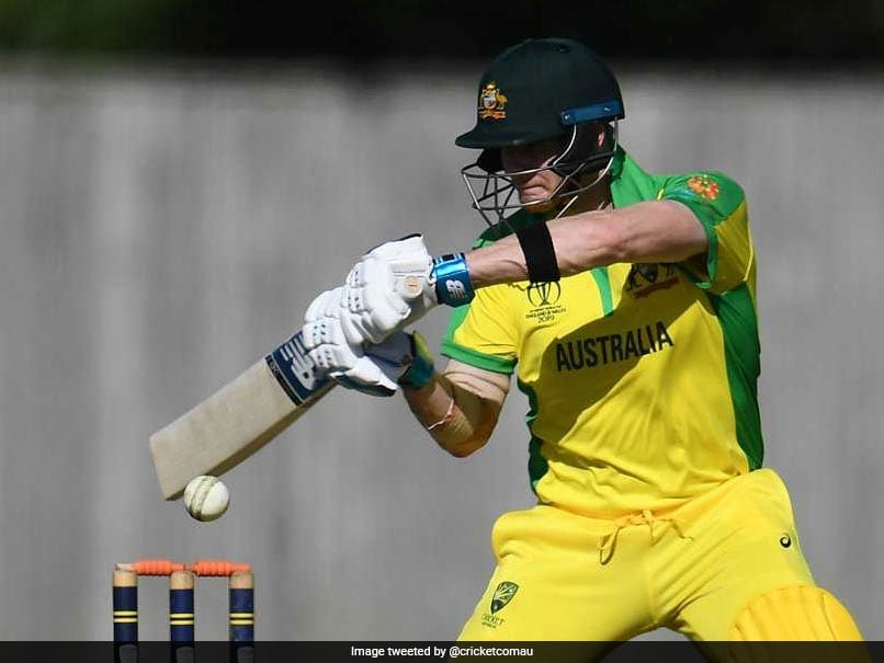 World Cup 2019 Warm-Up: Steve Smith Hits Half-Century, Usman Khawaja Injured