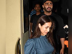 Malaika Arora And The Kapoors Watch Arjun's New Film <i>India's Most Wanted</i>. See Pics