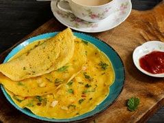 Healthy Breakfast Recipe: Protein-Rich Paneer Besan Chilla Recipe For A Diet-Friendly Meal