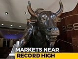 Video : Sensex Jumps Over 250 Points To Cross 40,000 Mark