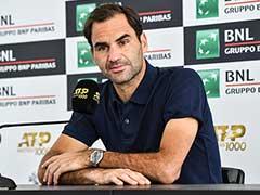 Italian Open: Rain Delays Roger Federer