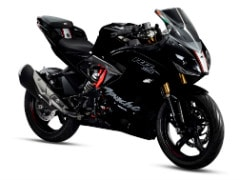 TVS Apache RR 310 With Race Tuned Slipper Clutch Launched At Rs. 2.27 Lakh