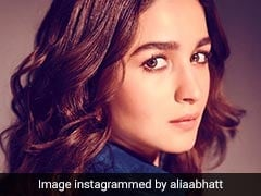 Alia Bhatt Is 'Petrified' About Shooting For <I>Sadak 2</i>, 'Feels Like A Little Mouse Trying To Climb An Immense Mountain'