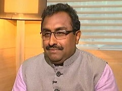 Donald Trump's India Visit Will Strengthen Ties Between Two Countries: Ram Madhav