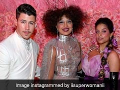 Met Gala 2019: Priyanka Chopra And Nick Jonas, Please Adopt Lilly Singh Already