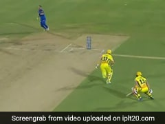 Faf du Plessis, Shane Watson Run To The Same End And Still Survive - Watch