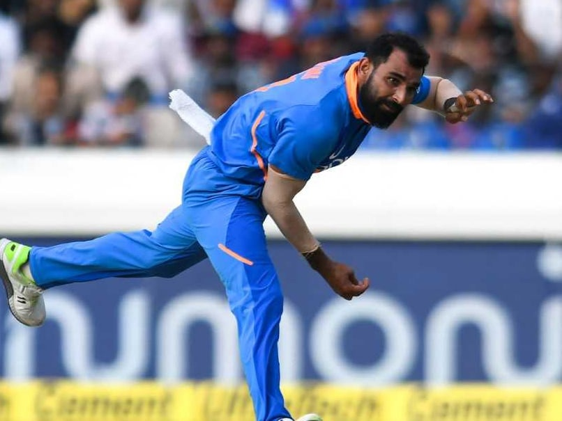 Mohammed Shami Feels Proud To Be Part Of India's Current Bowling Attack